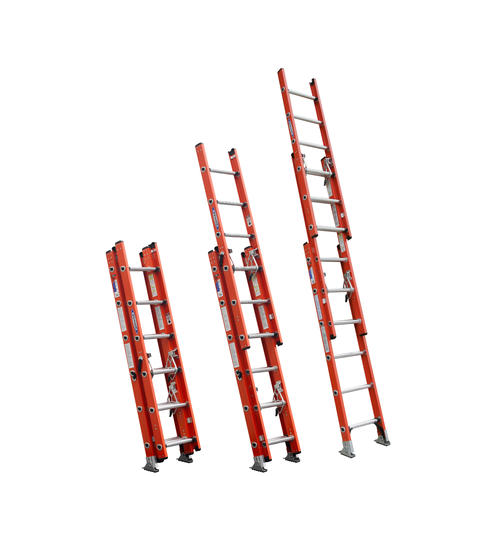 24 Feet Fiberglass Ladder
