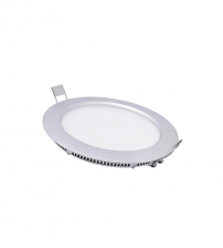 12Watt Round Recessed LED Panel Light