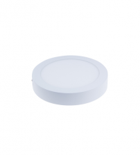 12Watt Round Surface Mounted LED Panel Light