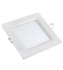 12Watt Square Recessed LED Panel Light