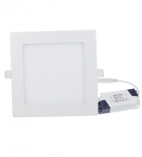 18Watt Square Recessed LED Panel Light