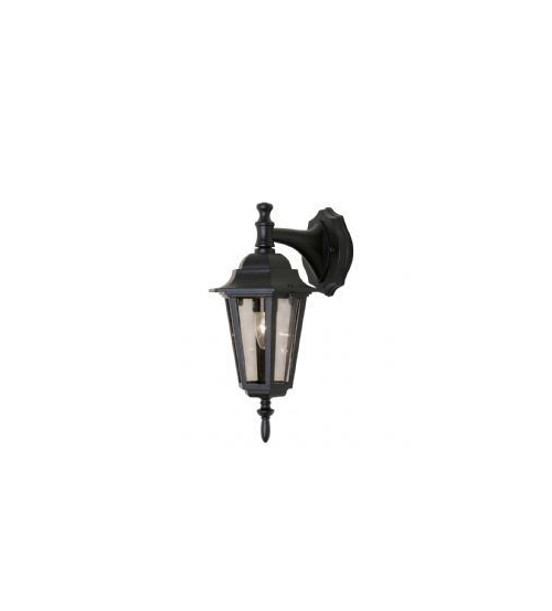 Black Oaks Security Wall Lighting