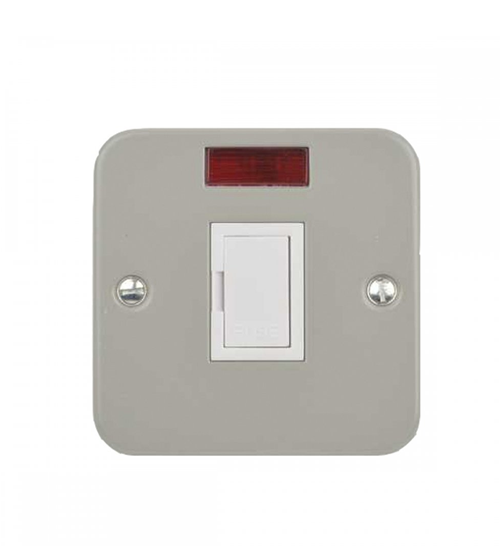 Volex Metal Clad AC 20A Switch