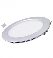 24Watt Round Recessed LED Panel Light