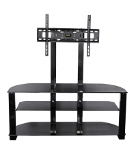 3 Tie TV Stand with TV Bracket