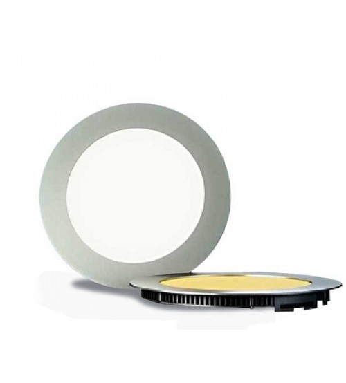 3Watt Round Recessed LED Panel Light