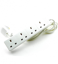 4 Socket 2 Meter Extension