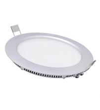 6Watt Round Recessed LED Panel Light