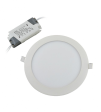 9Watt Round Recessed LED Panel Light