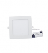 9Watt Square Recessed LED Panel Light