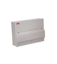 ABB 6 Way 63A Consumer Unit SPN Distribution Board
