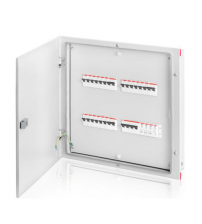 ABB 12 Way 63A Consumer Unit SPN Distribution Board
