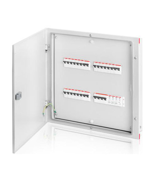 ABB 8 Way 63A Consumer Unit SPN Distribution Board