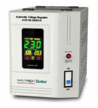 Haus-storm AVR-HS-5000VA voltage stabilizer
