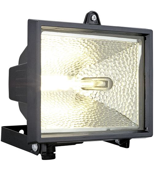 Halogen Security Flodlight Lamp