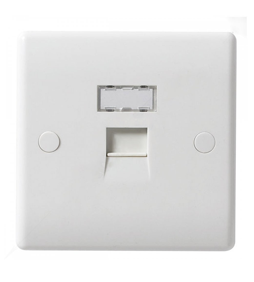 BG Nexus RJ45 Ethernet Data Socket Outlet