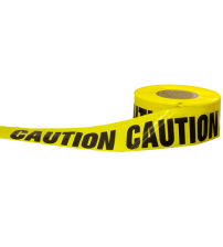 Caution Line Tape-Safety Warning Tape