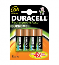 Duracell Supreme Rechargeable Battery