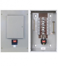 Eaton-MEM 4way Three Phase(TPN) Distribution Board c/w MCB