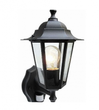 Oaks Wall Lantern Security Light