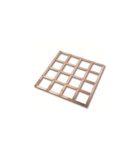 Furse Copper Lattice Earth Mat & Plates