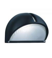 Half Moon Bulkhead Outdoor Security Light
