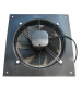 Wall Mount 24 Inch Heat Extractor Fan Three phase