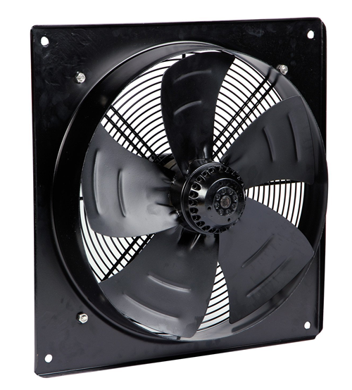 Wall Mount 24 Inch Heat Extractor Fan 3 phase 400RPM by 1.5kw 2HP