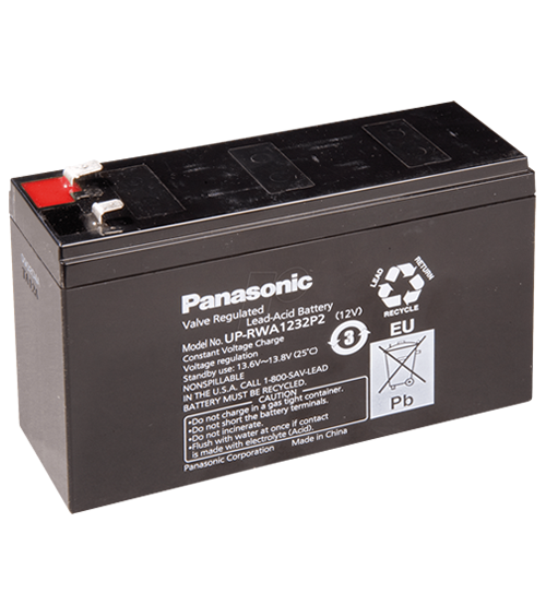 Panasonic Sealed Lead Acid UPS Battery