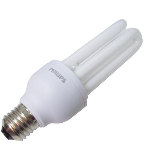 Philips E27(Screw) 8W Energy Saving Bulb