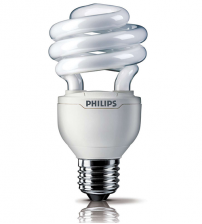 Philips Tornado E27(Screw) 11W Energy Saving Bulb