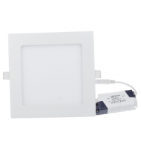 Square POP/PVC 12W LED Down Light