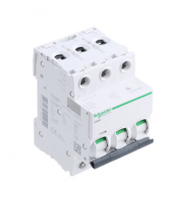 Schneider Electric 63Amp 3Pole MCB