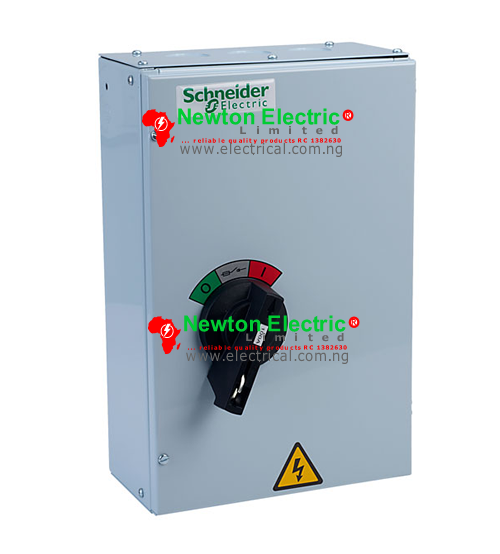 Schneider Electric 250Amps Change Over Switch 4pole 415Volt