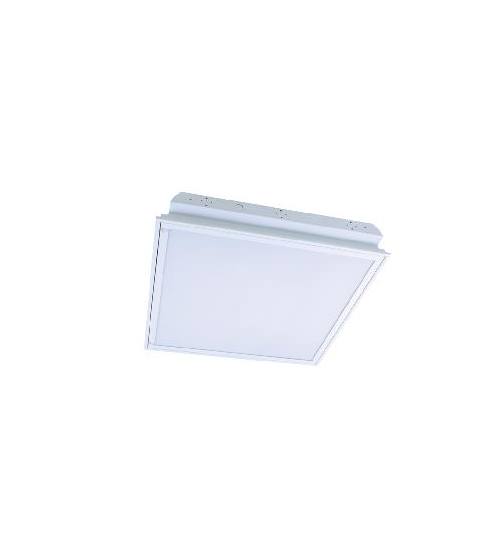 LED Panel Light Recessed Modular Fitting 595 X 595mm with White Trim