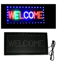Welcome Display Light