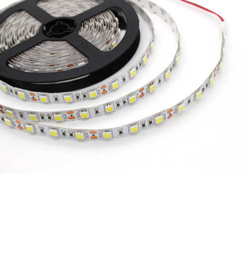 White 5M Slim LED Strip Lights