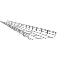 Heavy Duty Wire Mesh Cable Tray