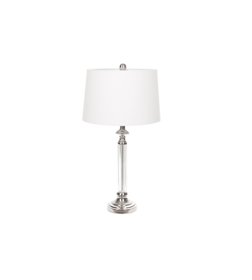 Zara Home Floral Arabesque Table Lamp
