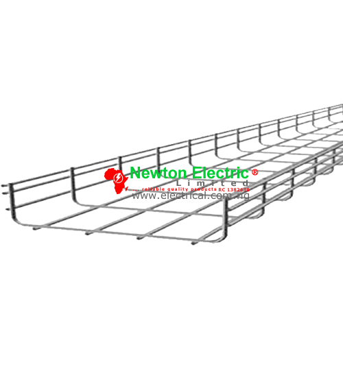 50mmx300mm Foreign Galvanized wire mesh cable trays